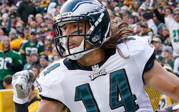 Riley cooper football