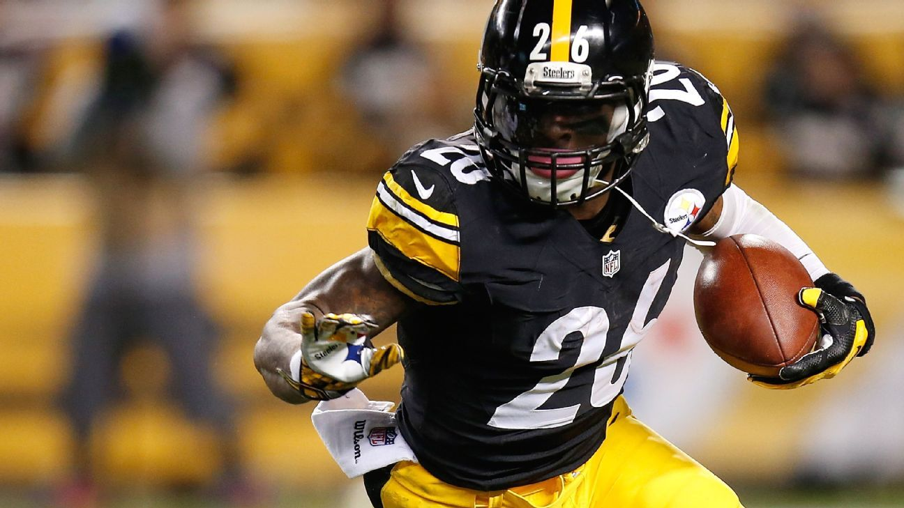 6 NFL FanDuel Studs to Tar in Week 1 Le Veon Bell RB