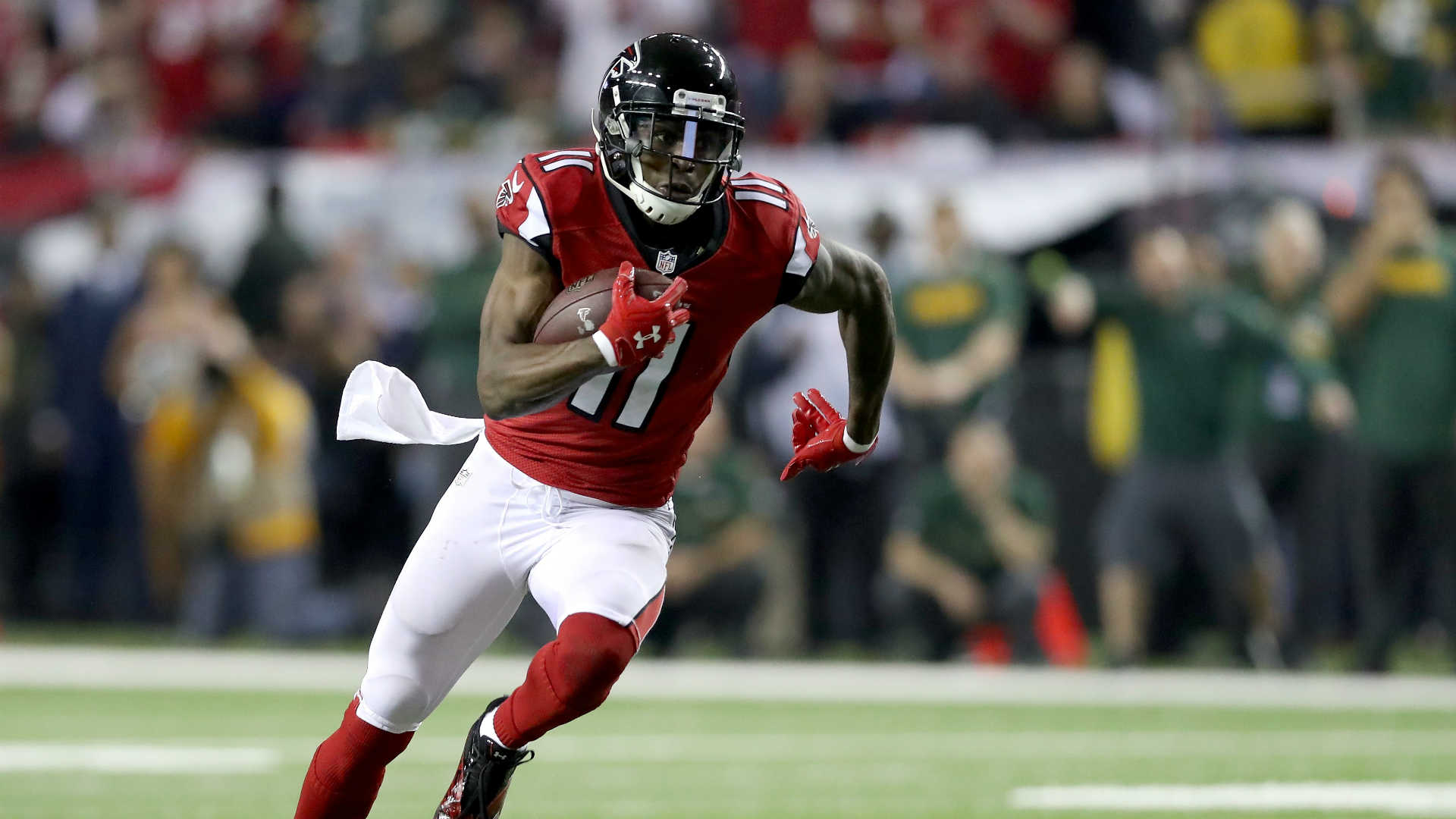 5 Stars Who Could Flop in the Fantasy Football Playoffs Julio