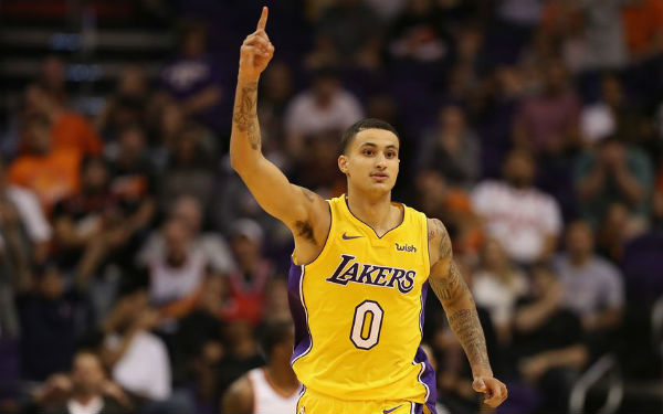 6ffa8c975 3 NBA DraftKings Value Plays to Target on 10 22 18 - Kyle Kuzma
