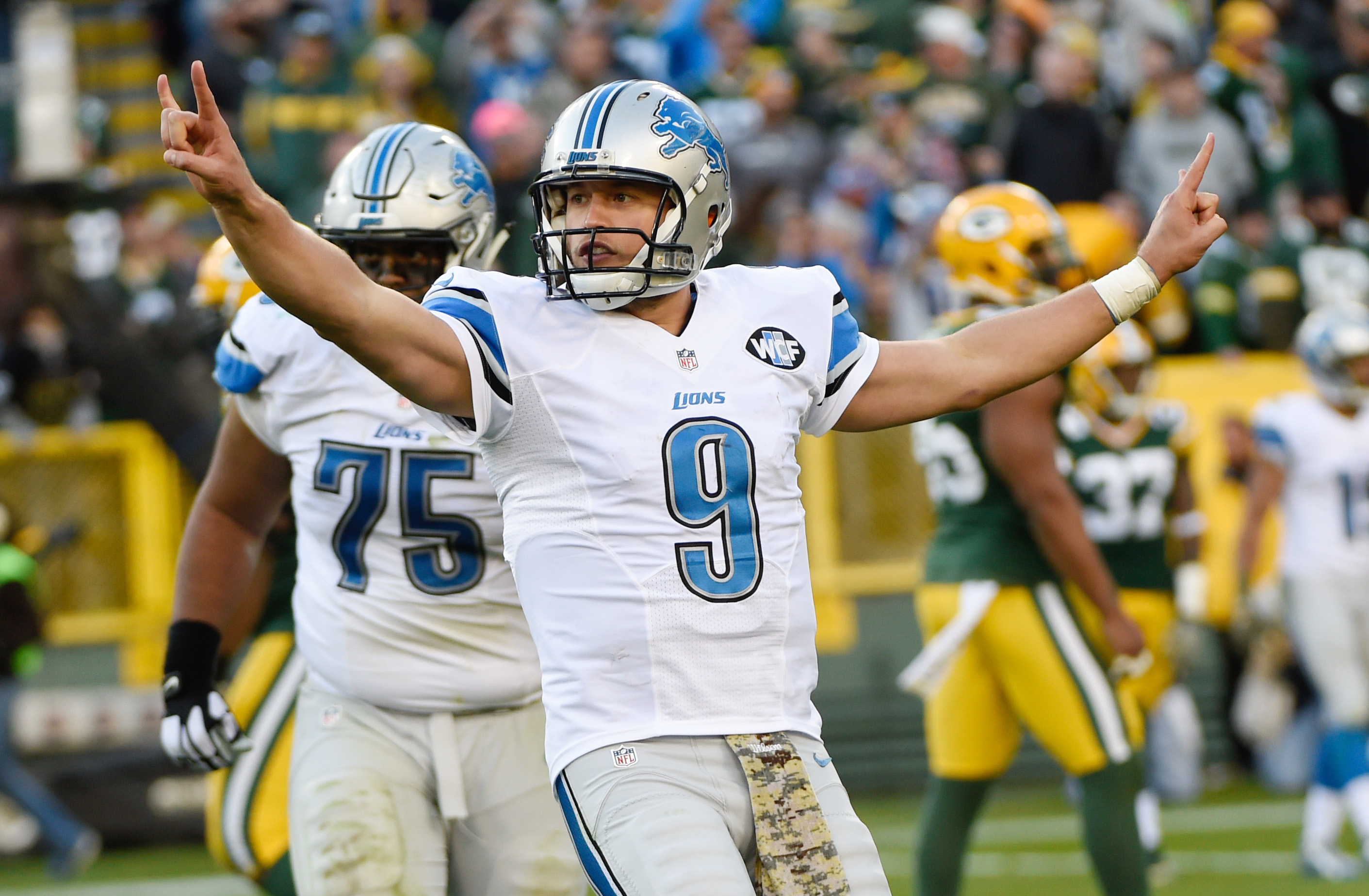 Afford Lions Lambeau Another Loss 3 Week In Storylines 9 Nfl Can't Watch - To