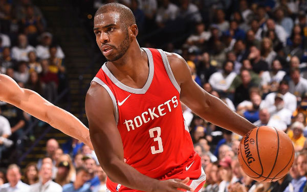 brand new 7d500 70949 3 NBA DraftKings Studs to Target on 1/3/18 - Chris Paul, PG ...