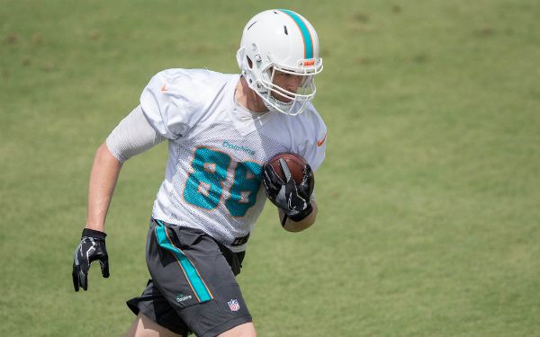 Fantasy Football 5 Players You Can Drop After Week 1 Mike Gesicki