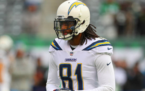 5 Players You Can Drop After Week 7 Mike Williams, WR, Los  hot sale