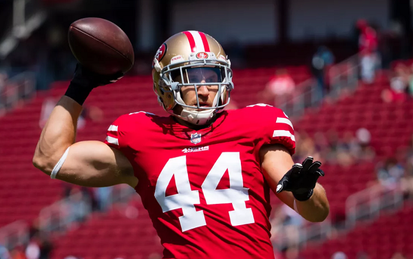 San Targets Francisco Waiver 10 Into Wire 6 - Heading Rb Week Kyle Juszczyk Football 49ers Fantasy