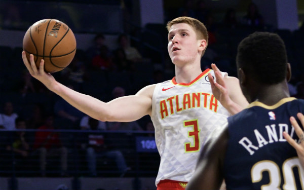 42a32eee3a7 5 NBA FanDuel Value Plays to Target on 12 5 18 - Kevin Huerter