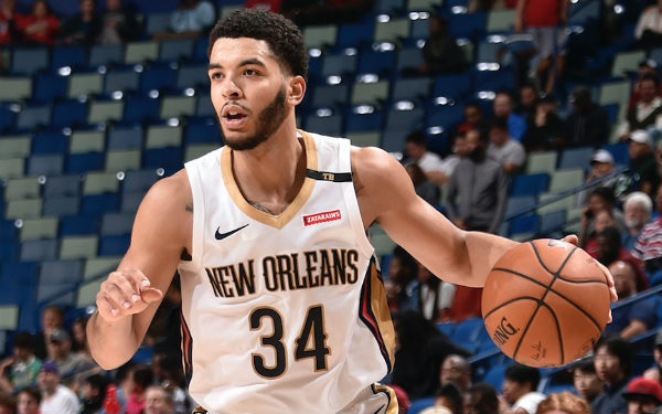 purchase cheap 70b4f 8ca75 3 NBA DraftKings Value Plays to Target on 2/4/19 - Kenrich ...