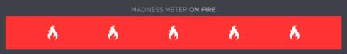 GSW/HOU Madness Meter