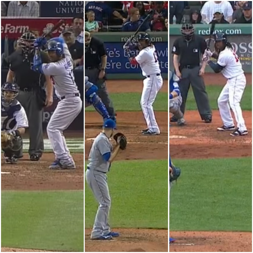 Hanley Batting Stance