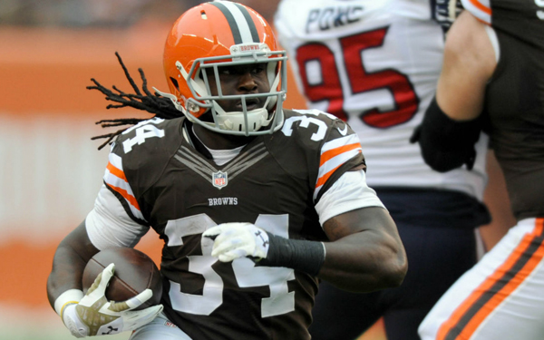 10 Waiver Wire Pickups for Week 12 Isaiah Crowell, RB, Cleveland