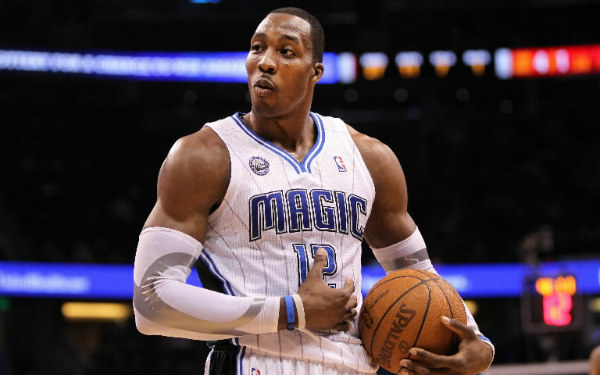 Image result for dwight howard orlando