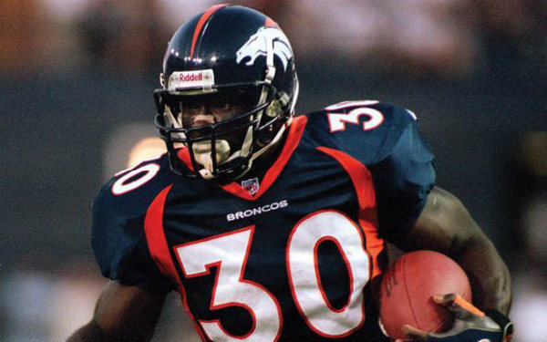 biography of terrel davis an american football running back Have you ever seen terrell davis play football well terrell davis was the one of the best running backs for the denver broncos and the nfl terrell is an african- american man who lived in a bad neighborhood.