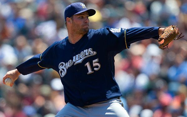 The Top 20 Pitching Seasons in the Last 25 Years - T20. Ben Sheets, Milwaukee Brewers (2004)