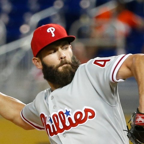 Jake Arrieta concedes seven earned runs in Cubs' loss