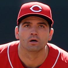 Cincinnati's Joey Votto (knee) scratched on Saturday, Tyler Stephenson batting cleanup