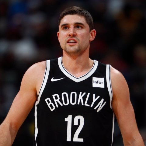 reputable site 388e4 e5431 Joe Harris (foot) will not play Wednesday for Brooklyn
