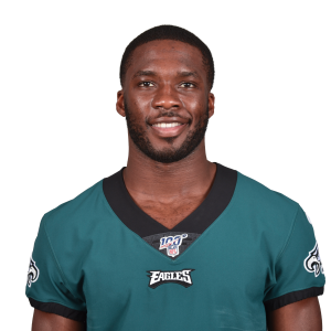 Eagles' Nelson Agholor (knee) downgraded to out Sunday
