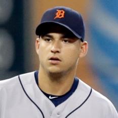 Jose Iglesias sitting for Boston on Sunday