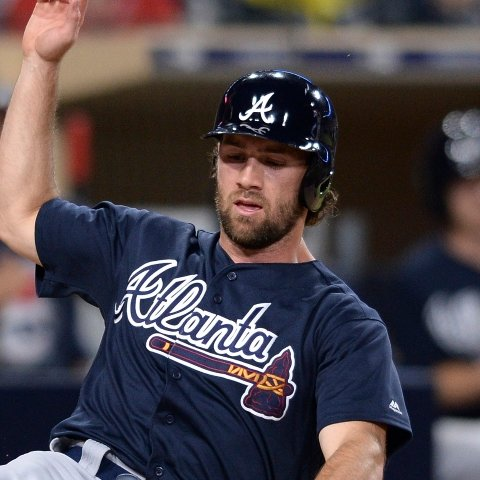 Charlie Culberson starting for Texas on Sunday