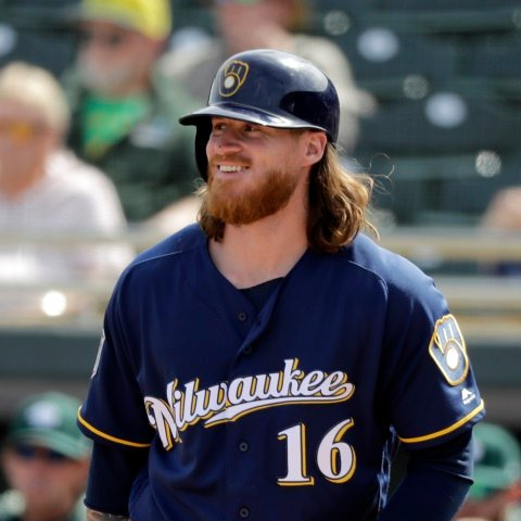 Pittsburgh's Ben Gamel resting on Saturday afternoon