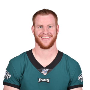 Rapoport: Carson Wentz (ankle) expected to start for Colts in Week 3