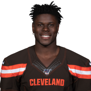 Browns' David Njoku (hamstring) active Sunday