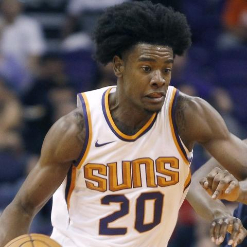 best sneakers 4ed2a 7aee6 Josh Jackson to come off the Suns' bench Friday night