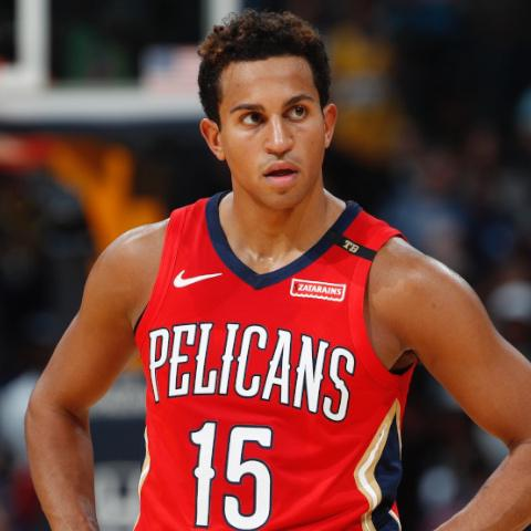 New Orleans' Frank Jackson (neck) questionable for Tuesday's matchup against Portland