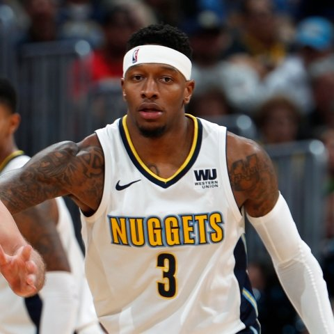 Pacers' Torrey Craig (shoulder) available on Saturday
