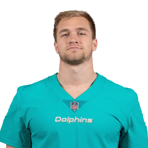 Dolphins' Mike Gesicki the 'evident' first option at tight end
