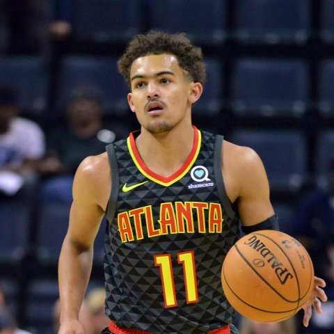 Trae Young (shoulder) probable for Hawks Wednesday night