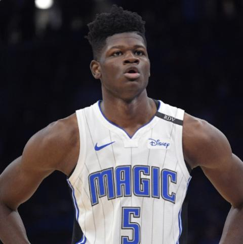 Magic's Mo Bamba (hip) questionable for Wednesday