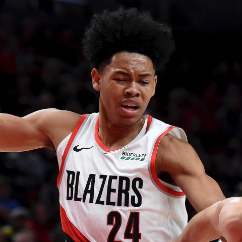 Anfernee Simons (ankle) to play with Portland's second unit Thursday