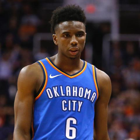 Thunder's Hamidou Diallo (knee) ruled out on Monday