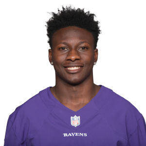 Marquise Brown (ankle) active for Ravens Sunday night