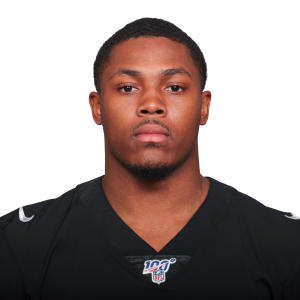 Raiders' Josh Jacobs (ankle) doubtful for Week 3's game against Dolphins