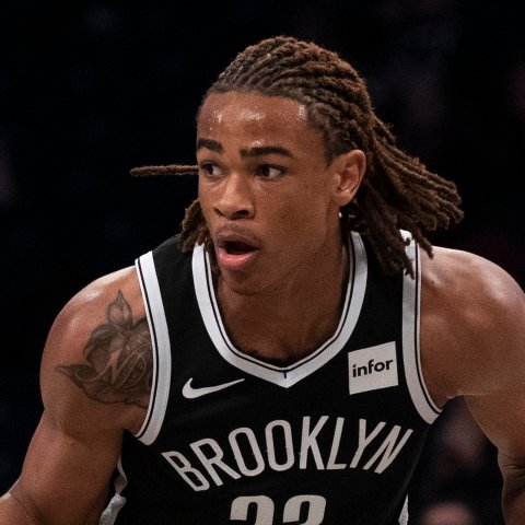Nets' Nicolas Claxton (shoulder) questionable for Thursday night