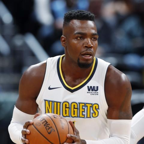 Paul Millsap (knee) still 'a ways off' for Nuggets