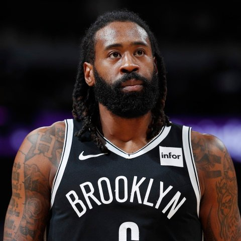 Nets' DeAndre Jordan (finger) listed questionable for Thursday