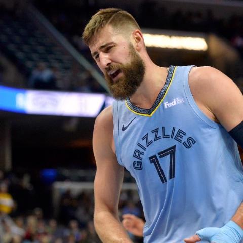 Pelicans acquire Jonas Valanciunas, picks from Grizzlies