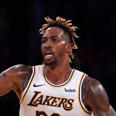 Dwight Howard coming off the bench for Lakers in Game 6 on Sunday