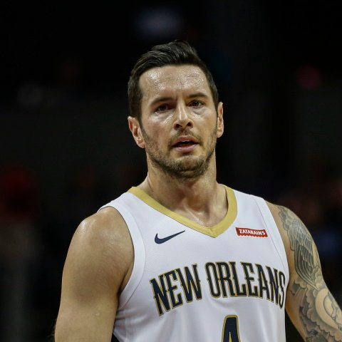 J.J. Redick (hamstring) downgraded for Pelicans on Wednesday