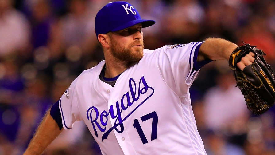 Royals trade Wade Davis to Cubs