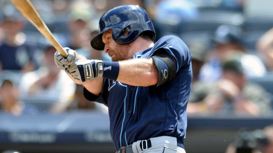 Rays Trade Forsythe to Dodgers for De Leon, Add Tolleson