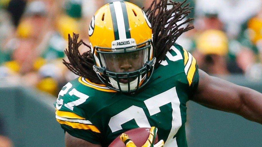 Eddie Lacy weighed 267 pounds for one National Football League team this week