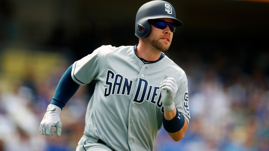 Wil Myers hits for cycle in Padres win