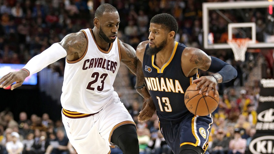 Can Paul George And The Pacers Take Advantage Of A Vulnerable Cavaliers Defense Or Will The Reigning Champs Coast By