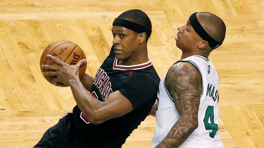 Rajon Rondo persists through hard season