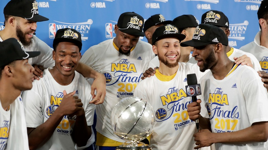 cd6e55174ba What Are the Chances the Warriors Sweep the NBA Finals