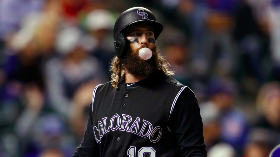 (Colo)-Rockies Pound Phillies 8-1